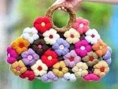 Comment faire un sac au crochet, découvrez les tutos créations pour faire ces…