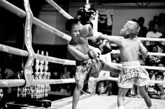 The Child Fighters of Thailand | Sandra Hoyn