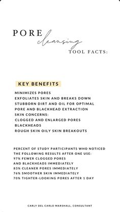 Blackhead Extraction, Pore Cleansing, Minimize Pores, How To Exfoliate Skin, Oily Skin, Oil Control