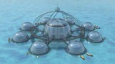 Résultats de recherche d'images pour «maison sous marine»