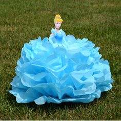 Disney Princess Cinderella Inspired Tissue by PapercutzDecorations, $14.00