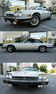 1988 Jaguar XJS HE Jaguar For Sale, Brakes And Rotors, V12 Engine, Combustion Chamber, Jaguar Xj, Car Prices, Bucket Seats, Cruise Control, Fuel Economy