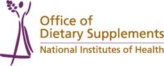 Office of Dietary Supplements/National Institutes of Health. I'd trust the NIH over any rando blogger!