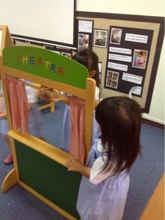 play based inquiry