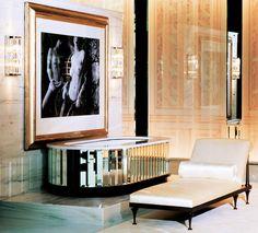 вдохновение недели : Ванная комната | Home and Interiors, ванна, детали, интерьер, зеркало, отражение