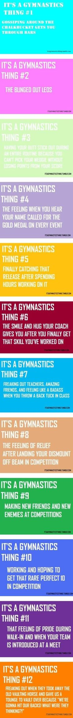 It's A Gymnastics Thing!! Part 1 by ilovemychicas on Polyvore featuring gymnastics, sport, sports, text, phrase, quotes, saying, women's fashion and halley