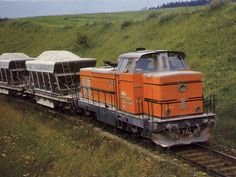 Diesel Locomotive, Trains, Vehicles, Europe, Rolling Stock, Vehicle, Train, Tools
