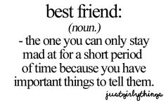 Best friend.. - Quotes and Funny shiz  - Gallery