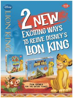 A range of games from us, inspired by enduring, lovable Disney movies Disney Games, Disney Movies, Fun Games, Games To Play, Top Ride, Disney Lion King, Family Games, Disney Magic, Board Games