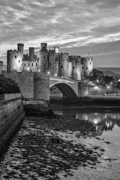 Conwy Castle by Raymond Choo on 500px