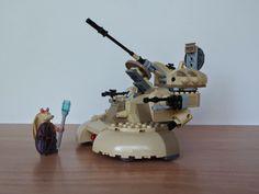 Totobricks: LEGO 75080 LEGO STAR WARS 2015 AAT http://www.totobricks.com/2015/04/lego-75080-lego-star-wars-2015-aat.html