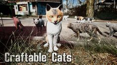 Craftable Cats at Fallout 4 Nexus - Mods and community