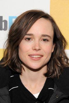 Ellen Page. (Ellen Philpotts-Page, 21-2-1987, Halifax).