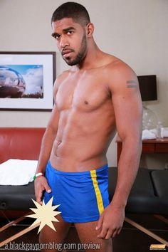 Sexy black male pornstars