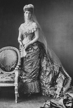 The Princess of Wales (later Queen Alexandra), 1888