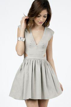 Schrock Frock Cutout Dress
