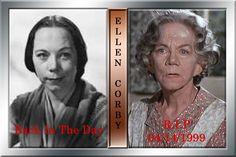 The Walton's----Ellen Corby - Grandma Walton