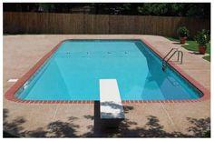 Diy fibreglass pools avanti range sizes and designs for Cheap rectangle pools