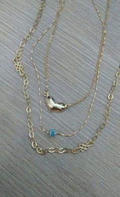 💞 Colares folheados a ouro com garantia. www.cassie.com.br