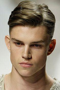 Corte de hombre moderno Cortes cabello hombre Pinterest Hair style