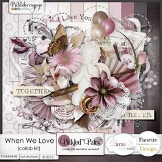 Get this gorgeous new Pickled Pairs Collab Kit by Fanette Design & Lara's Digi World FREE with any purchase of $10 or more in the PBP Shop through. Offer valid through March 19, 2015. Be sure to check out the coordinating add-ons that these designers created, too! https://www.pickleberrypop.com/shop/home.php?cat=221