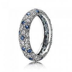 Кольца : Кольцо Ночное сияние звезд