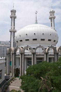 mosque in Lanzhou, Gansu Province, (China). - Google Search