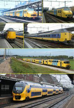 nederlandse treinstellen - Alles
