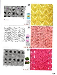 Crochet Knitting Handicraft: Tejer la moda 110