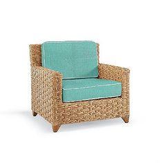 $1116 Sanibel Lounge Chair with Cushions