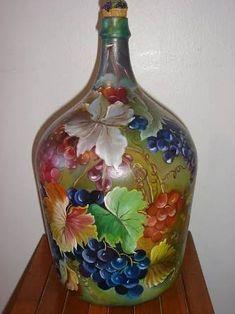 Resultado de imagen para garrafões decorados