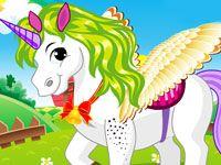 Dress up acest ponei minunat pe care si l-ar dori orice fetita de ziua ei. Il poti imbraca dupa propriul tau plac. Sa fii sigur ca la sfarsi... Fii, Barbie Games, Orice, Dress Up, Pony, Sweet, Fictional Characters, Pony Horse, Candy