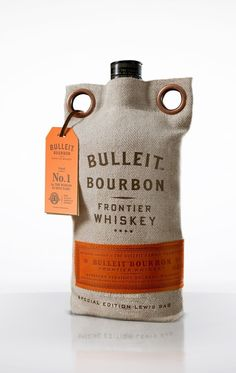 Bulleit Bourbon Frontier Whiskey by ButterflyCannon