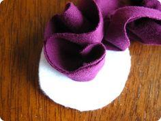 Decorar con rosas de volantes | El blog de trapillo.com