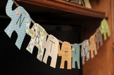 elephant baby shower theme