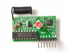 Super low cost RF transmitter