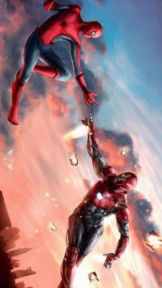 Avengers Fan Art, Marvel Avengers Movies, Marvel Art, Marvel Heroes, Marvel Characters, Marvel Comics, Spiderman Marvel, Fictional Characters, Siper Man