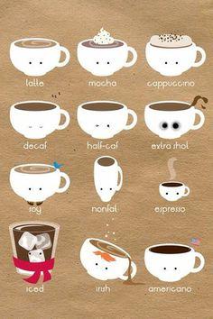 Me Encanta el CAFE!!! I Love COFFEE!!! | via Facebook