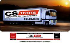Empresa de Transporte Mercancías Valencia