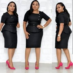 To Place Order Size 44 to 50 DM or whatsapp 08134526676 .All payment should be made to Our company Account.Payment Validate Order MADE IN TURKEY BRAND clothings Delta Portharcourt warriafashion naija ldies Skater Dress, Peplum Dress, Corporate Wear, Nigerian Weddings, My Boutique, African Fashion, High Waisted Skirt, Dresses For Work, Optimism Quotes