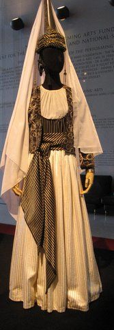 Traditional Lebanese Dress/costume