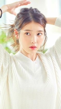 Korean Makeup, Korean Beauty, Asian Beauty, Iu Fashion, Fashion Models, Pretty Asian, Beautiful Asian Girls, Body Poses, Korean Actresses