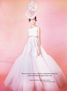 Pauline Hoarau by Erik Madigan Heck for Harper's Bazaar UK June 2015