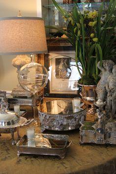 Lovely in silver...