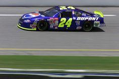 Jeff Gordon #24 Pepsi Chevrolet - Pepsi 400 at Daytona July 6, 2001   FOX Sports