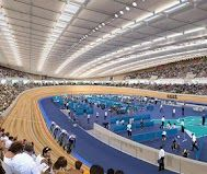 2012 Velodrome- the vision An artist's impression of how the Velodrome will...    ... operate during the London Olympic Games. © ODA