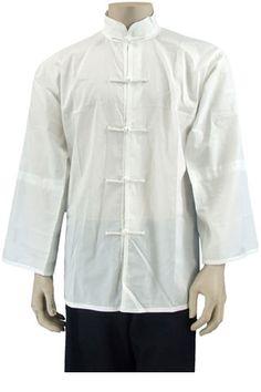 €54.00 Mandarin Collar Cotton Long-sleeve Underwear (CM)