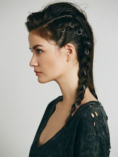 Hair rings! Check this out!!! - AboutWomanBeauty.com