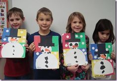 Mrs. Schmelzer's First Grade Class: Welcome Winter!