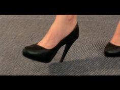 How To Be A Girl- How to Walk in Heels
